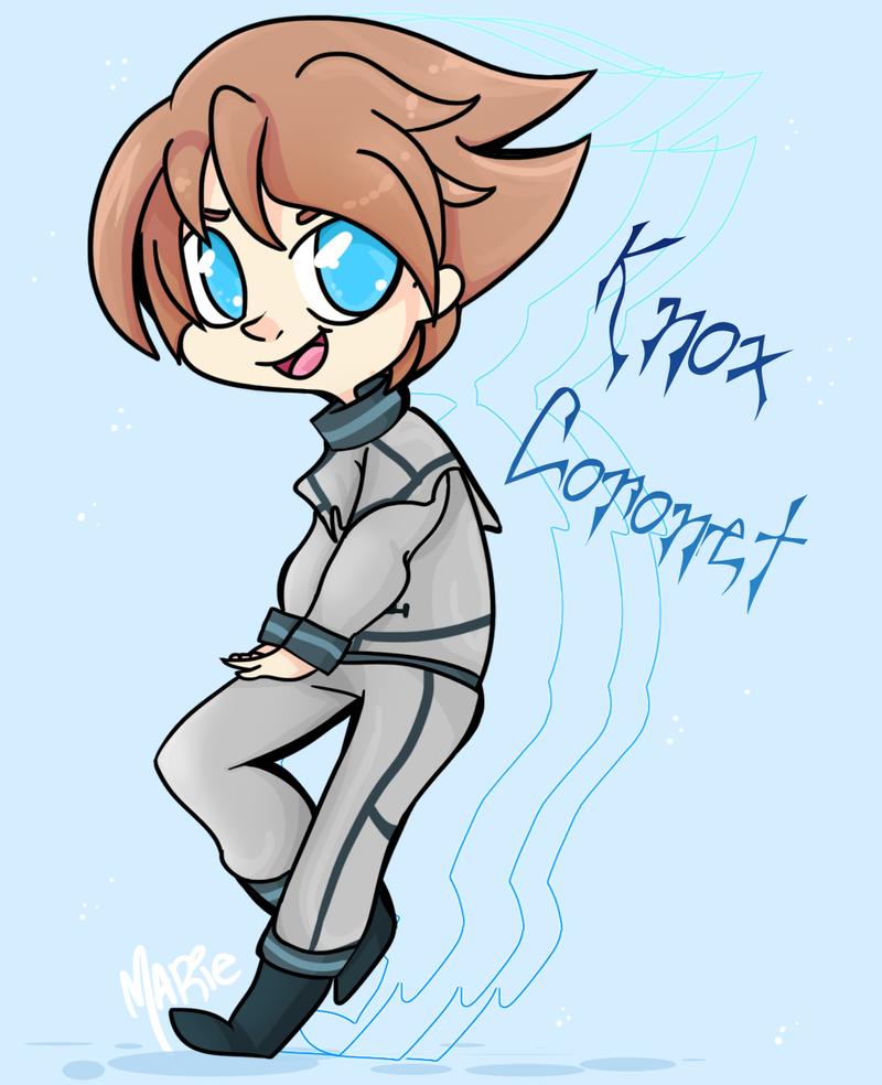Yo Knox by MimiMarieT