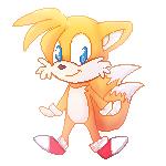 Tails Pixel by MimiMarieT