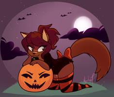 time for spooki dizzi by MimiMarieT