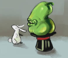 Disa-pear-ing Act