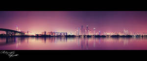 panoramaDubai by Violet112