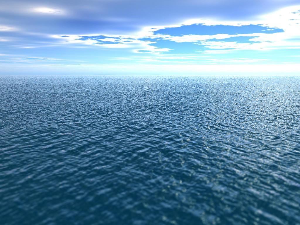The ocean by xipx