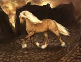 Dark Annie by howlinghorse