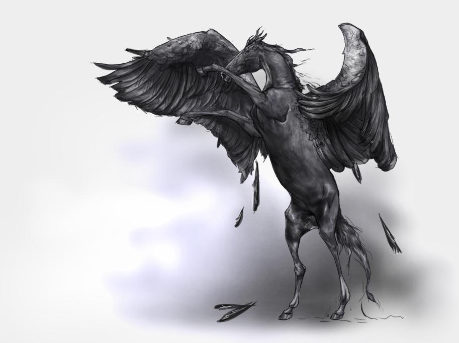 Plague by howlinghorse
