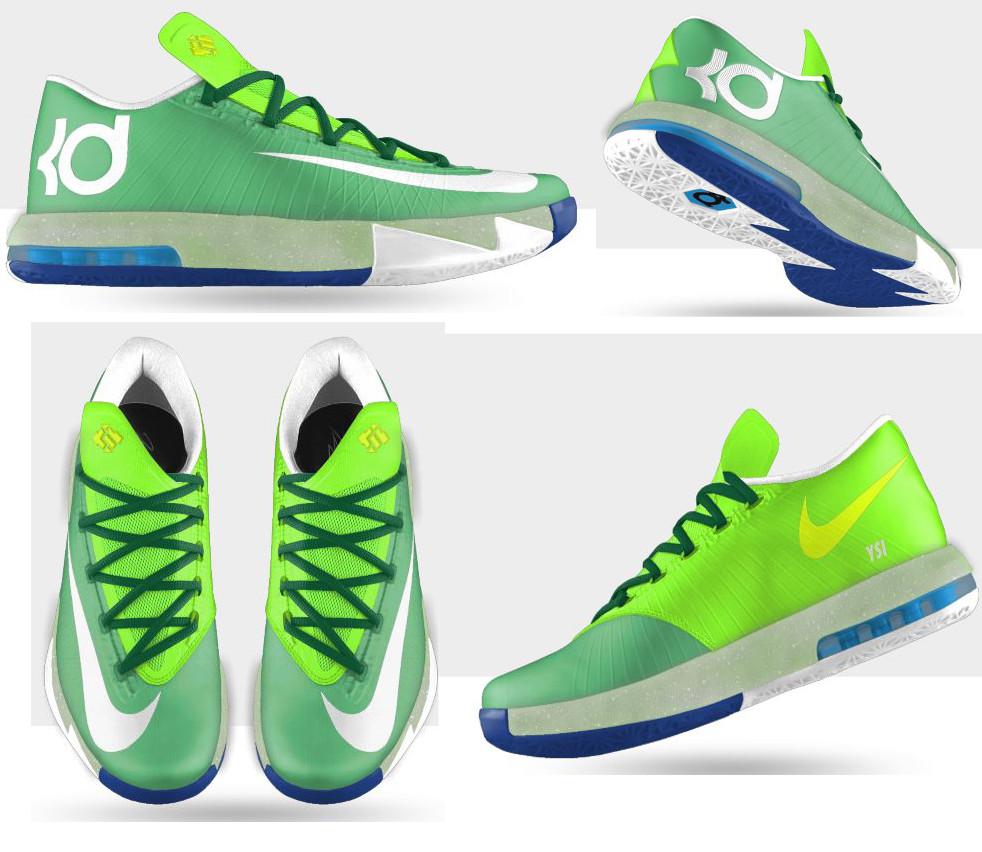 Buy Yoshi Nike Shoes