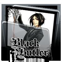Icon Folder Black Butler by Lex-c