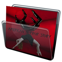 Icon Folder American Horror Story by Lex-c