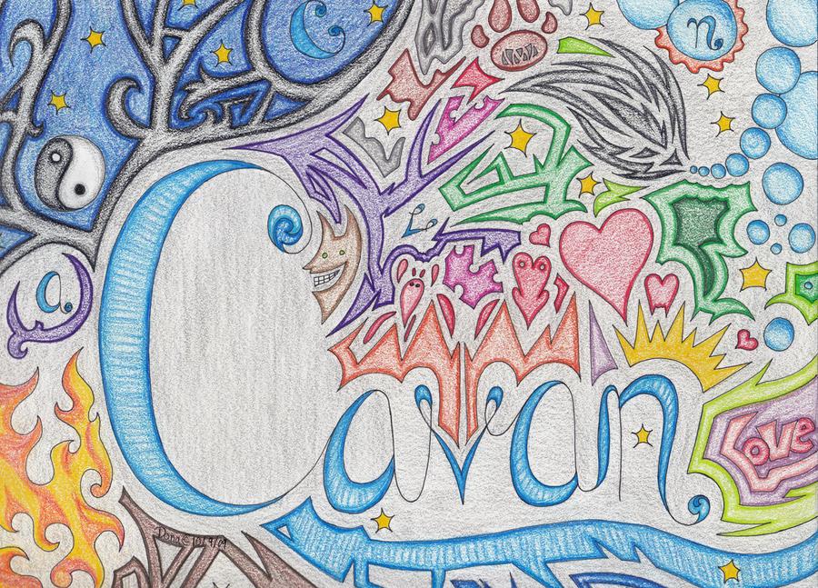 Abstract Background Word Art by ArticWolfSpirit on DeviantArt