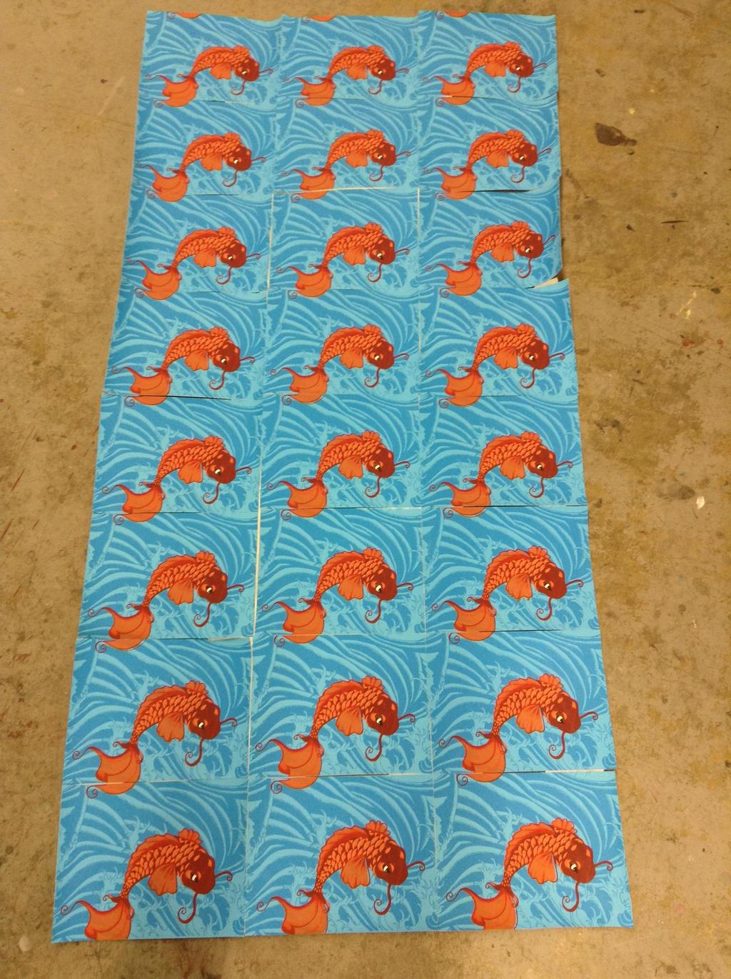 Koi fish prints 4 sale by articwolfspirit on deviantart for Koi prints for sale