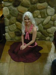Mirajane cosplay - Fairy Tail