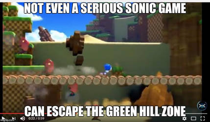 Sonic forces green hill to appear!