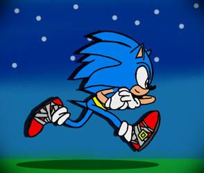 My canon Sonic design