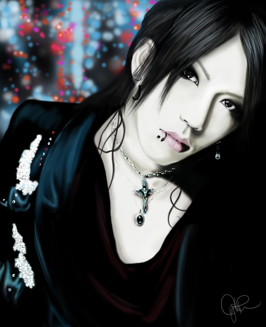 Gazette Aoi Neo Genesis 10 By Yukari Sama On Deviantart