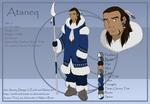 Avatar OC Profile - Ataneq