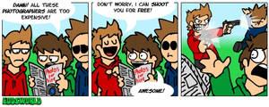 EWcomics No. 15 - Helping by eddsworld