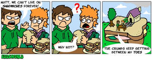 EWcomics No.21 - Sandwiches