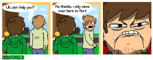 EWcomics No. 72 - Stranger by eddsworld