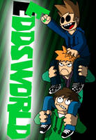 Eddsworld poster by eddsworld