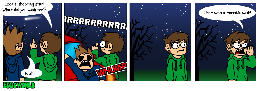 EWCOMIC96 - Wish by eddsworld