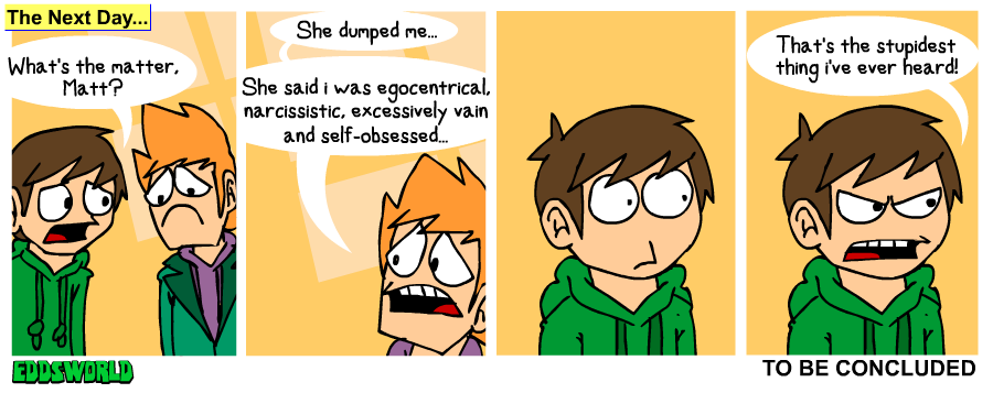 EWCOMIC109 - Mystery Pt. 9 by eddsworld