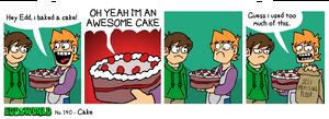 EWCOMIC No.140 - Cake