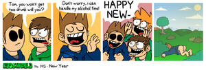 EWCOMIC No.145 - New Year