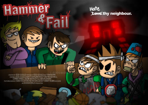 Hammer and Fail Poster