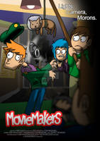 Moviemakers Poster by eddsworld