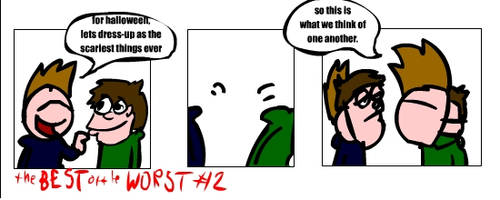 the Best of the Worst by eddsworld