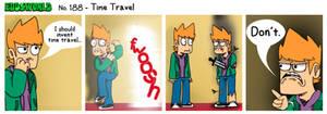 EWCOMIC No. 188 - Time Travel