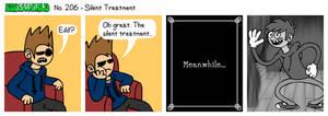 EWCOMIC No. 206 - Silent Treatment