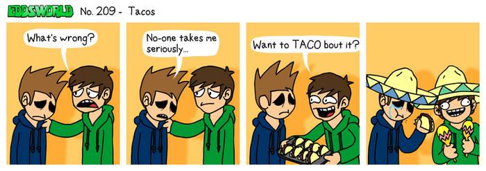 EWCOMIC No. 209 - Tacos