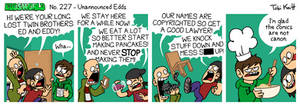 EWCOMIC No. 227 - Unannounced Edds by eddsworld