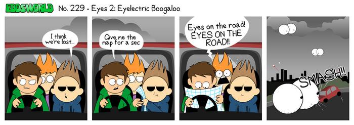 EWCOMIC No. 229 - Eyes 2