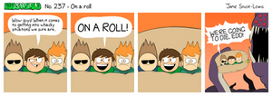 EWCOMIC No. 237 - On A Roll