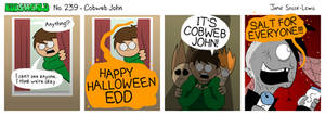 EWCOMIC No. 239 - Cobweb John