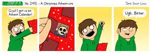 EWCOMIC No. 245 - A Christmas Advent-ure