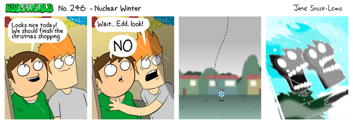 EWCOMIC No. 246 - Nuclear Winter