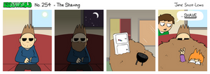 EWCOMIC No. 254 - The Shaving