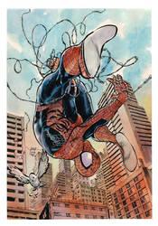Spiderman after McFarlane by Kofee77