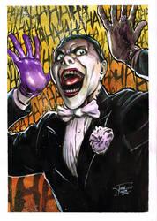 Joker SUICIDE SQUAD by Kofee77
