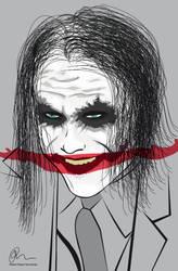 The Joker by Rolsey