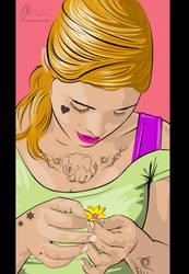 Petal ripper... by Rolsey