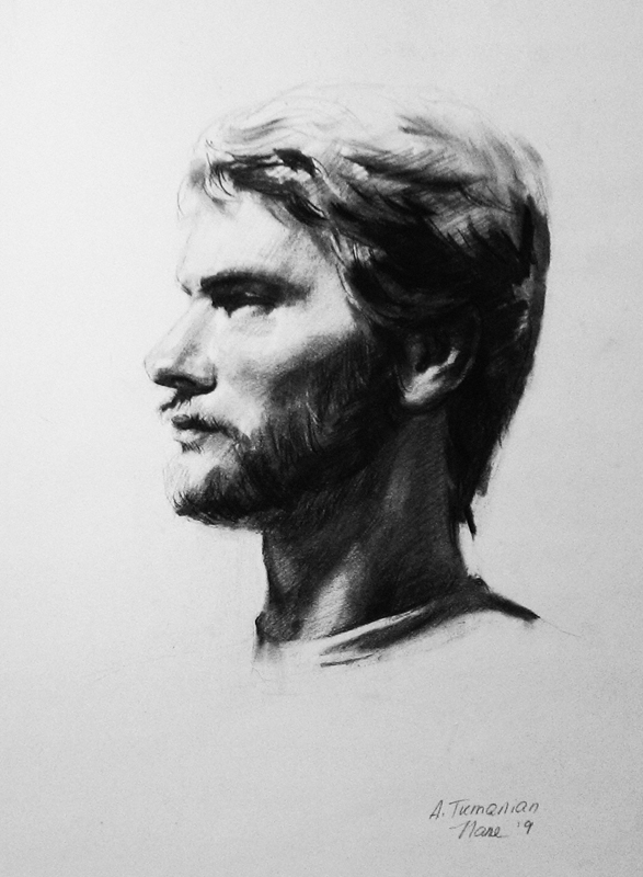 MaleProfile by amtuart
