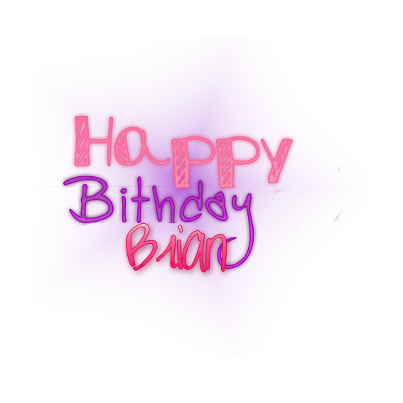 Happy Birthday Brian33.