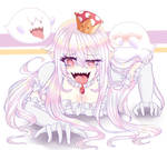 BOOsette by Perrigloss