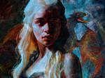 Khaleesi by Olga-Tereshenko