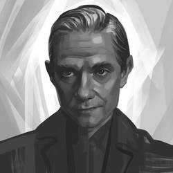 John Watson by Olga-Tereshenko