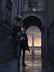 Book cover . World of Watches by Olga-Tereshenko