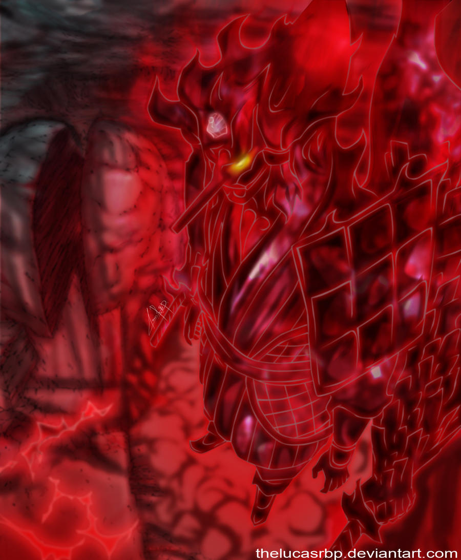 Susanoo perfect form stabilized by thelucasrbp on DeviantArt